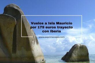 isla mauricio vuelos baratos iberia 179 euros trayecto