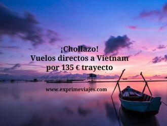 vietnam vuelos directos 135 euros