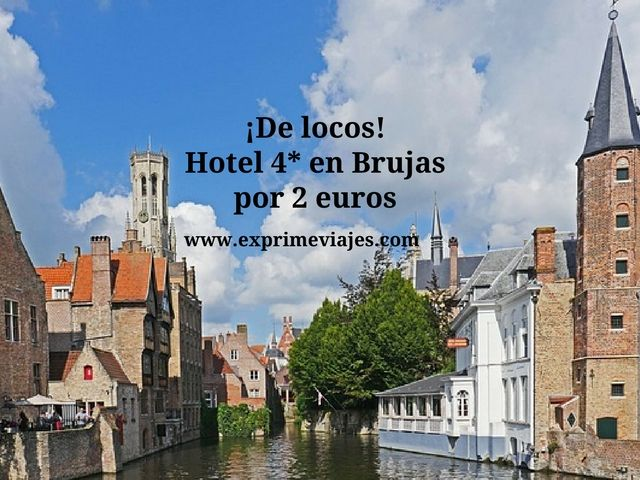 brujas tarifa error hotel 4* 2 euros