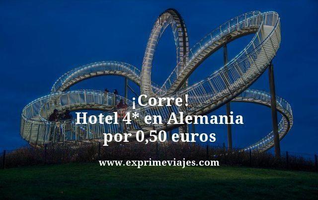 corre hotel 4 estrellas en alemania por 0,50 euros