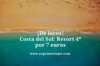 de locos costa del sol resort 4 estrellas por 7 euros