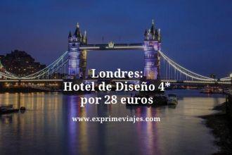 Londres-Hotel-de-Diseno-4-estrellas-por-28-euros