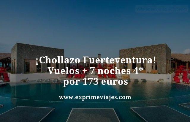 Chollazo-Fuerteventura-Vuelos--7-noches-4-estrellas-por-173-euros
