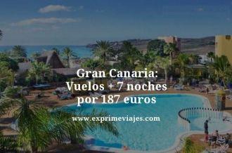 Gran-Canaria-Vuelos--7-noches-por-187-euros