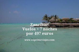 Zanzibar-Vuelos--7-noches-por-497-euros