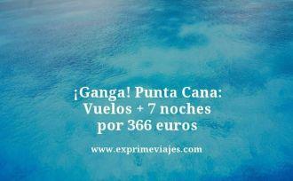 Ganga-Punta-Cana-Vuelos--7-noches-por-366-euros
