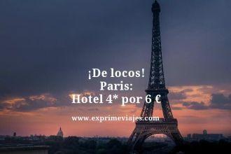 tarifa-error-Paris-Hotel-4-estrellas-por-6-euros