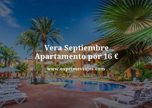 vera septiembre apartamento por 16 euros