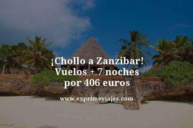 Chollo-a-Zanzibar-Vuelos--7-noches-por-406-euros