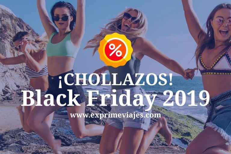 Black Friday 2019 Viajes: las mejores ofertas de vuelos, hoteles y mucho más