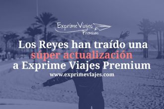 Actualización Exprime Viajes Premium