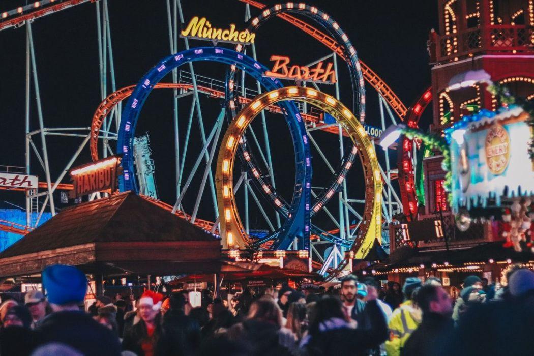 Winter Wonderland londres mercados navideños