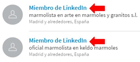 La búsqueda avanzada en Linkedin 2