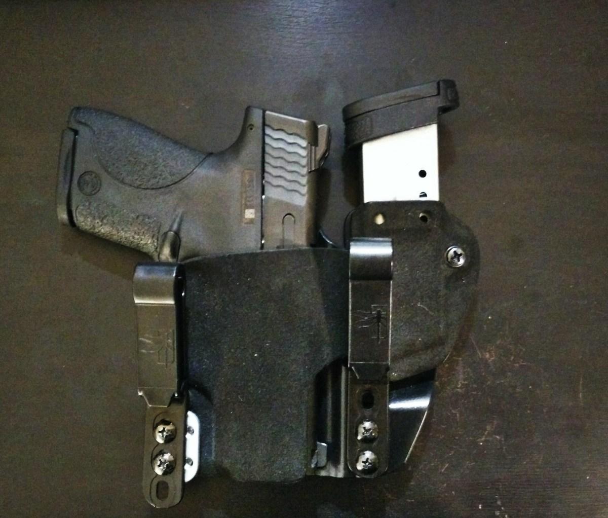 Modifying HSP INCOG Holster Mag Caddy