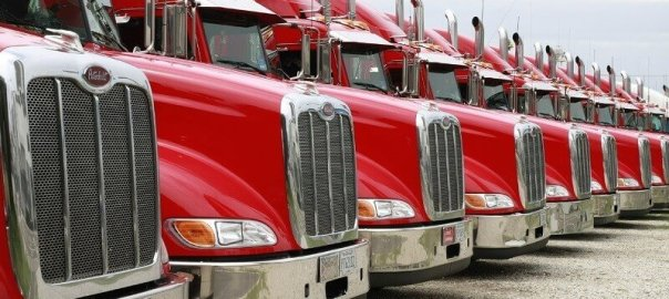 Trucking giants like Uber Freight rely heavily on trucking software
