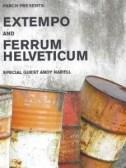 DVD vom Doppelkonzert mit ferrum helveticum und Extempo