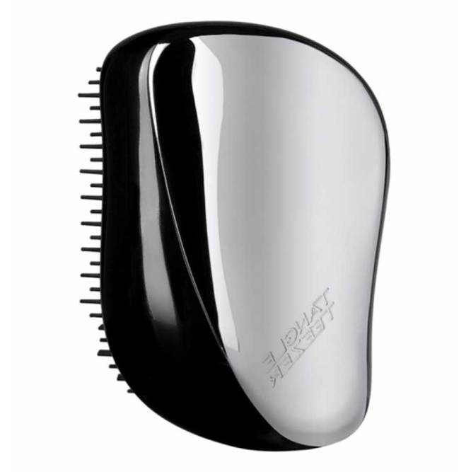 Tangle Teezer Compacto (Plateado)
