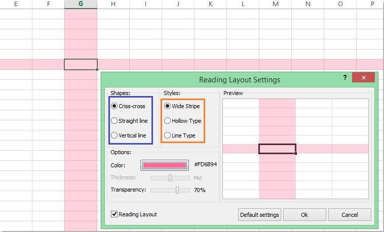 How To Highlight Entire Whole Row While Scrolling In