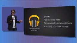 Google Play Music All Access@Google I/O 2013 Keynote