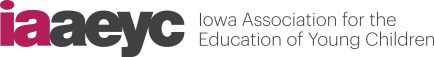 IA AEYC logo.