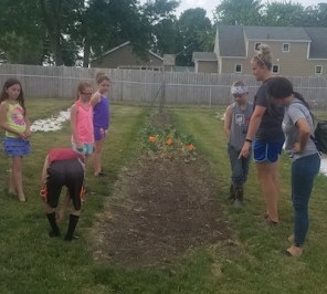 farm to school toolkit pilot GCB garden