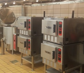 farm to school toolkit pilot kitchen