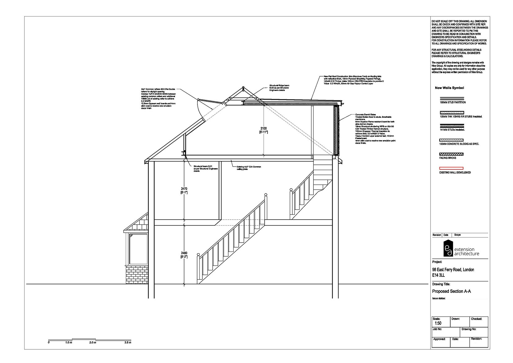 Double Storey Extension Tower Hamlets Extension