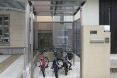格安自転車置き場「サイクルポート」