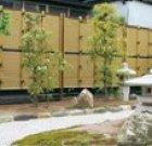 人工竹垣組立てセット「みす垣E型」