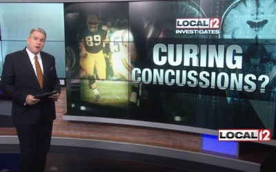 A breakthrough that may reverse concussion damage