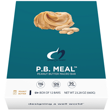 P.B. Meal Macro Bars