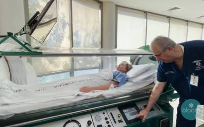 Hyperbaric medicine now being used for anti-aging