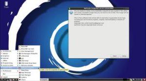 DebEX Barebone, 64bit, based on Debian Buster/Sid with LXDE