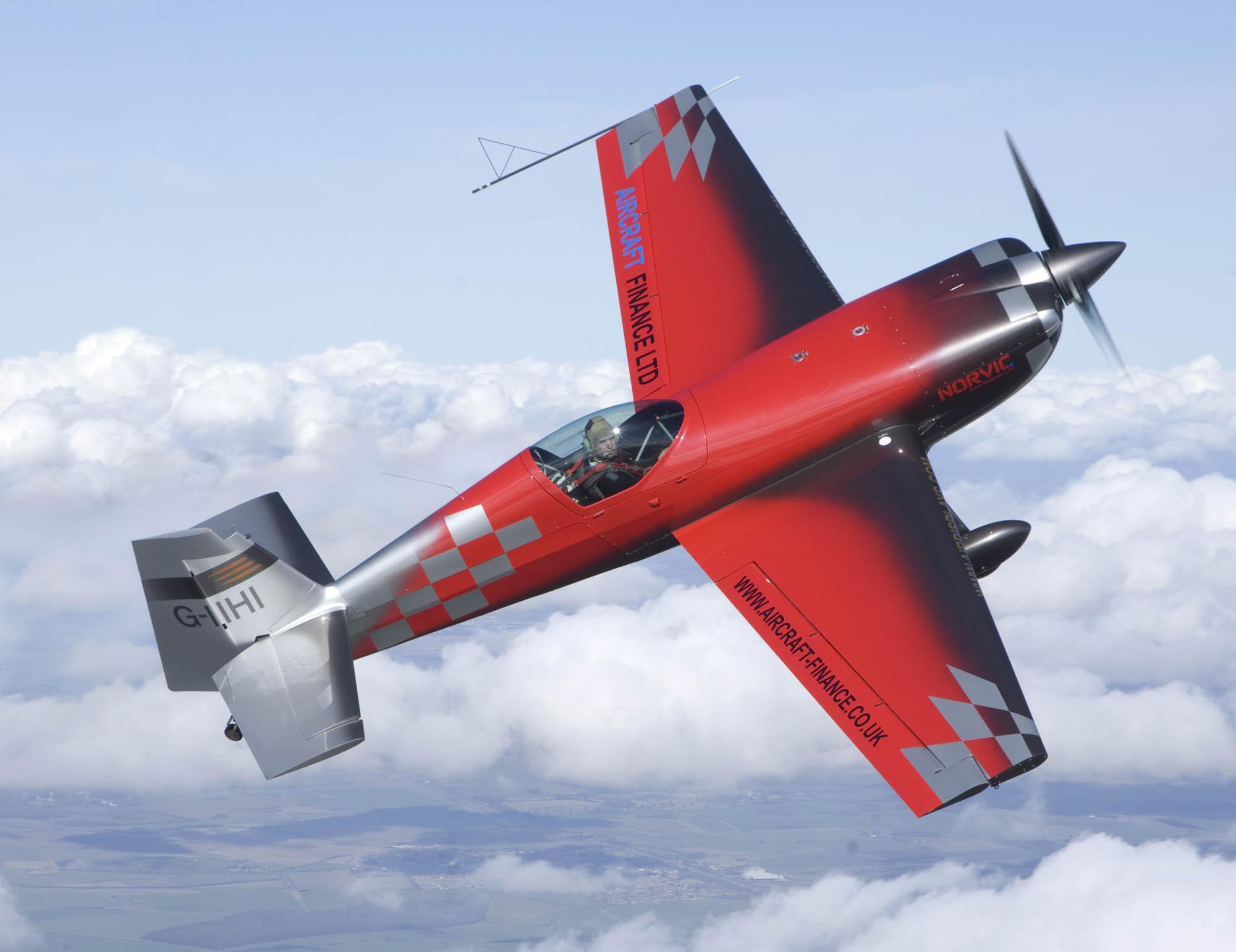 Pilot Rc Extra 330sc