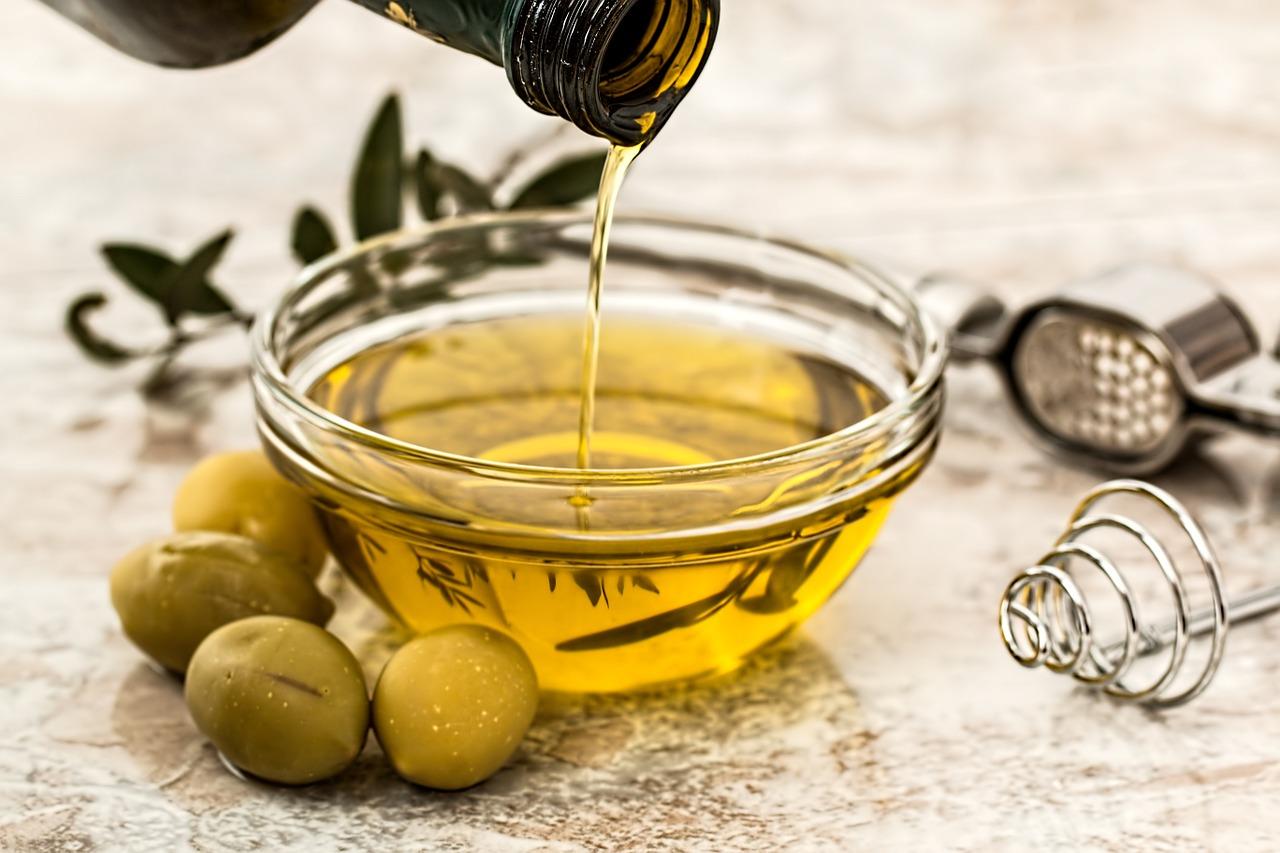 canola oil vs. olive oil