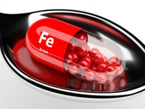 side effects of iron supplements