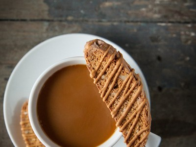 Pumpkin Pecan Biscotti from Will Cook For Friends