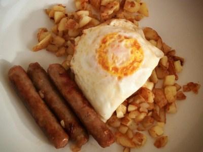 Breakfast for Dinner