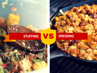 Thanksgiving – Turkey vs Stuffing vs Dressing