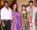Jayam Ravi and Aarthy Wedding Reception