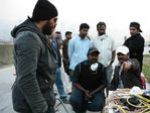 Ajith Kumar in Aegan Shooting