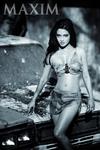 Riya Sen Maxim Shoot