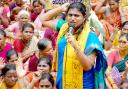 Actress Roja arrested by Tirupati Police