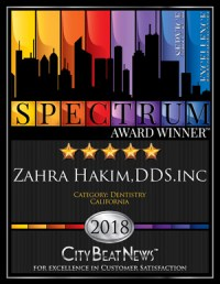 Spectrum 5 Star Award