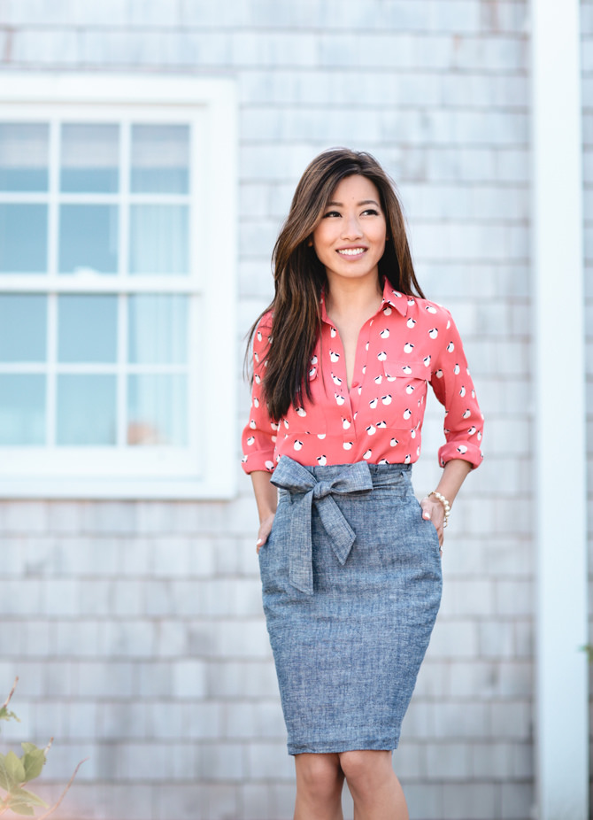 Spring Work Outfit Ideas 2017