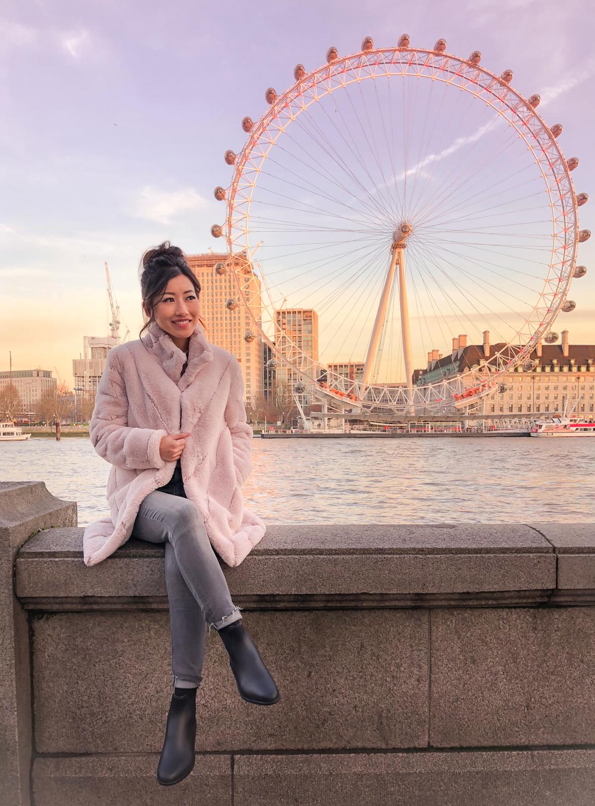 London Travel Diary Activities Shopping Food Extra