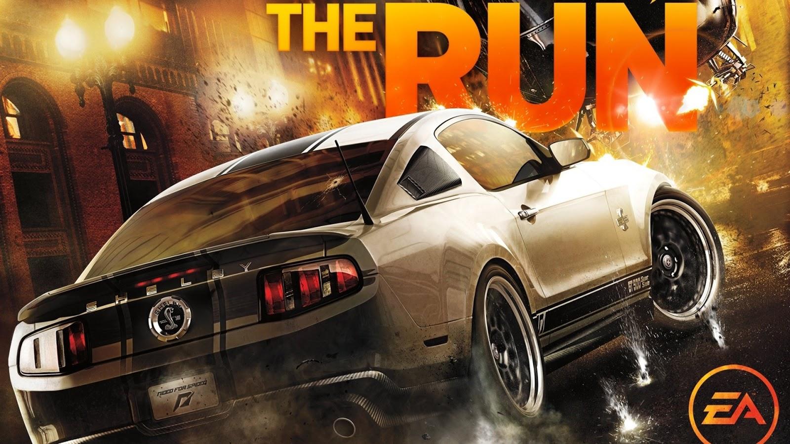 تحميل لعبة Need For Speed The Run نيد فور سبيد للكمبيوتر