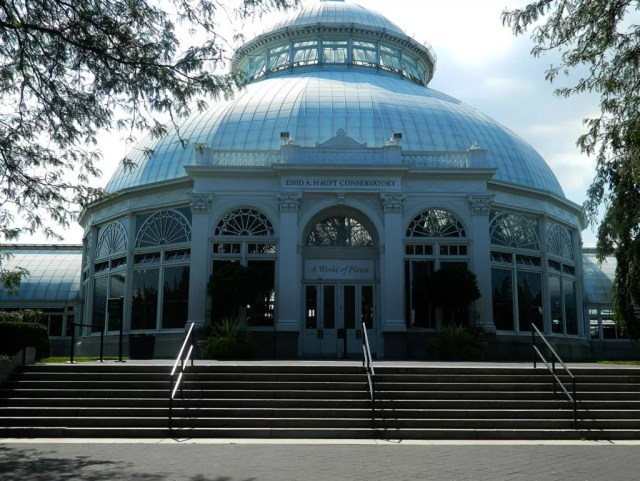 New York Botanical Garden in Bronx, NY