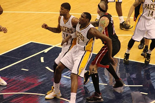Indianapolis Pacers vs. Miami Heat