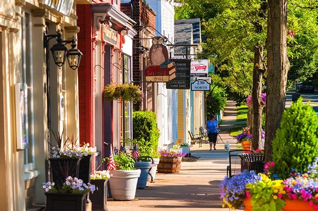 main-street   small town business